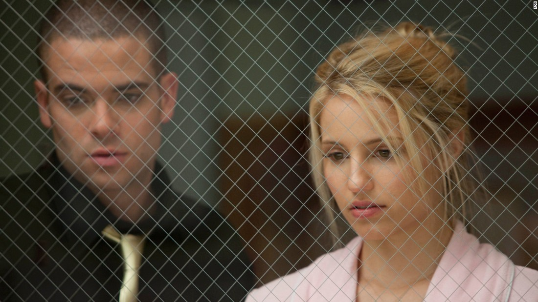 Quinn (Dianna Agron) and Puck (Mark Salling) had a baby in the first season of the show.