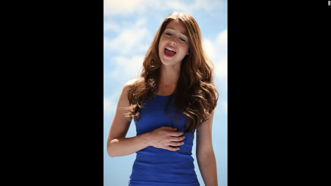 Melissa Benoist's voice rivaled Lea Michele's when she came onto the scene as Marley.