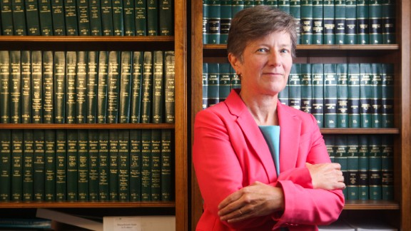 Mary Bonauto is the civil rights project director at Gay & Lesbian Advocates & Defenders.