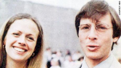 Kathleen and Robert Durst in an undated photo.