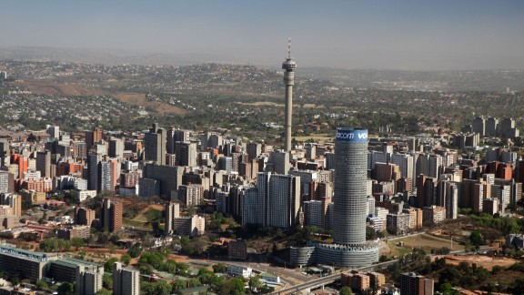 An anomaly among the top five, Johannesburg is both south of the Sahara and, having been founded in only 1886, is a relative newcomer. The South African city performed strongly in all main categories with the exception of society and demographics, where high crime, stagnating middle-class and overall population growth hindered the city.