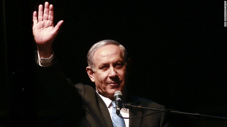 Netanyahu shoots down two-state solution ahead of vote