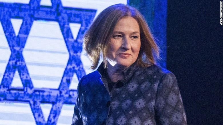 Tzipi Livni's Hatnua party is left-wing, but the former foreign minister is unlikely to win seats in the Knesset.