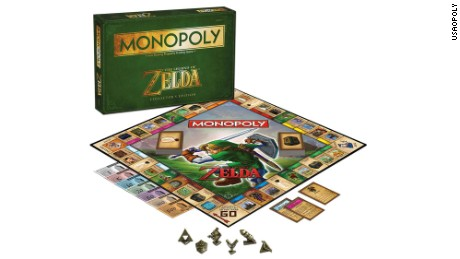 versions of monopoly board game
