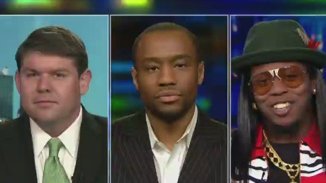 ctn ben ferguson marc lamont hill trinidad james n word debate block 2 _00022428