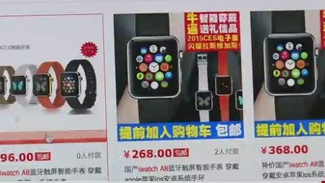 Can't wait for an Apple Watch? Head here for a fake