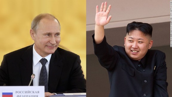 "North Korea and Russia declared 2015, which is the 70th anniversary of the end of World War II, as ""Friendship Year."" The two countries have intensified their relationship, with goals to increase trading to $1 billion a year."