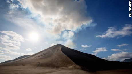 Vanuatu's Mount Yasur is one of the most active volcanoes in the world.