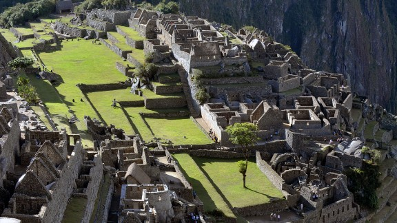"""""""Tourism is not regulated well enough and the massive influx is putting a strain on sites all over the world,"""" says Stefaan Poortman, executive director of the Global Heritage Fund. """"The most well-known sites like Angkor or Machu Picchu are really swamped with tourism."""""""