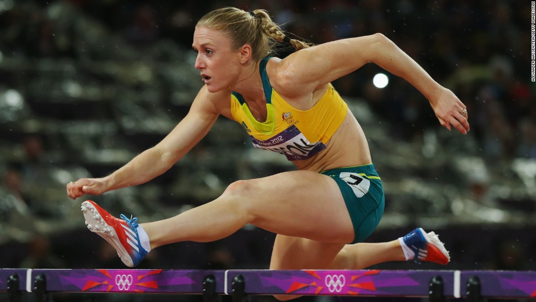 Pearson is the fifth fastest 100 meter hurdler in history and became the 10th female Australian track athlete to win an Olympic gold medal after her record breaking run in the London 2012 Olympics.