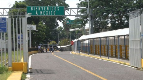 Guatemala struggling with wide open borders