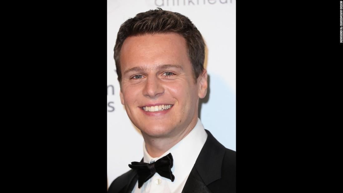 "Groff was since in ""Frozen"" and HBO's ""Looking."""