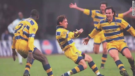 Parma's fall from grace
