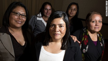 "Five Guatemalan abuse survivors known as La Poderosas or ""The Powerful"" share their stories and help other women get support."