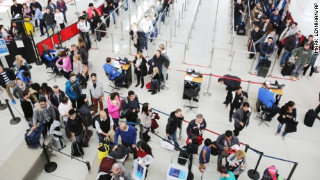 TSA is looking at your 'micro-expressions'