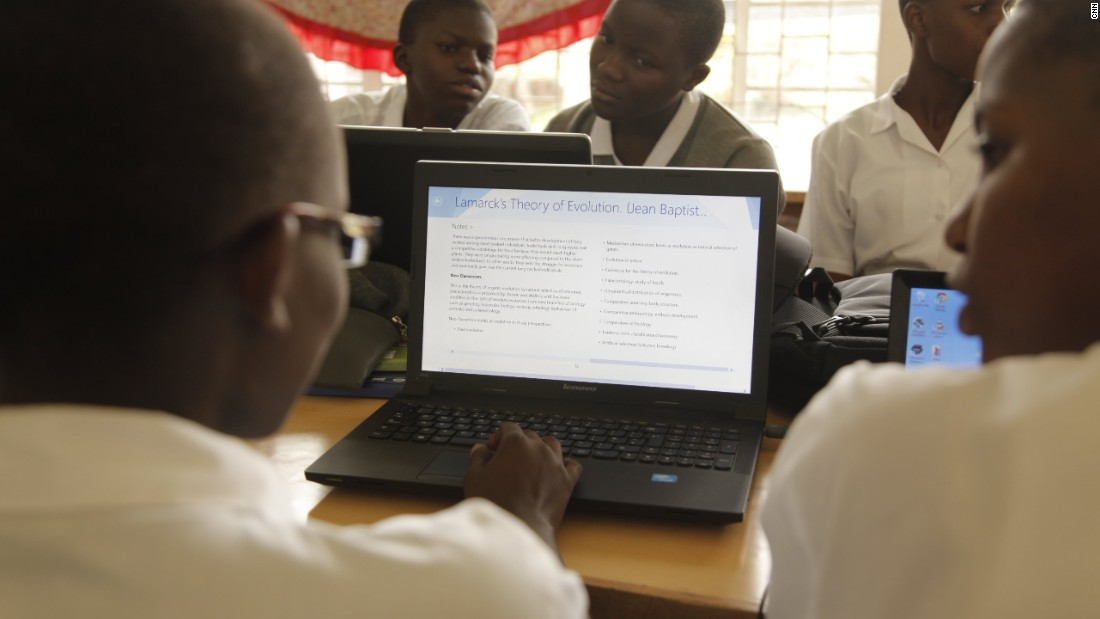 "A few years back, while studying engineering in the Ugandan capital of Kampala, Charles Muhindo noticed a tech trend among his fellow peers: everyone had a mobile phone. So the plucky entrepreneur decided to base his final project on providing students with a platform for sharing past papers, class notes and e-books -- think CliffsNotes 2.0, the popular American study guide series, and you'll get the idea. <br /><br />After graduation in 2012, Muhindo won a community innovation award and began an internship at telecoms company Orange, where he transformed his final product into <a href=""http://brainshare.ug/"" target=""_blank"">Brainshare, an e-learning app for students, teachers and parents</a>. <br /><br />The 26-year-old education reformer said: ""I was very passionate about that child who is in the rural area who is, I should say, forgotten. Everyone seems to be focusing on the children going to the best schools around town. <br /><br />""But I know inside me that that child is very brilliant -- all they need is access to information... So I said, instead of having to look for other ways of delivering this content to them, let me start with the kind of device that they can access.""<br /><br /><a href=""/video/data/3.0/video/business/2015/03/18/spc-african-start-up-brainshare.cnn/index.xml"" target=""_blank""><strong>WATCH: Uganda's own digital CliffsNotes</strong></a>"