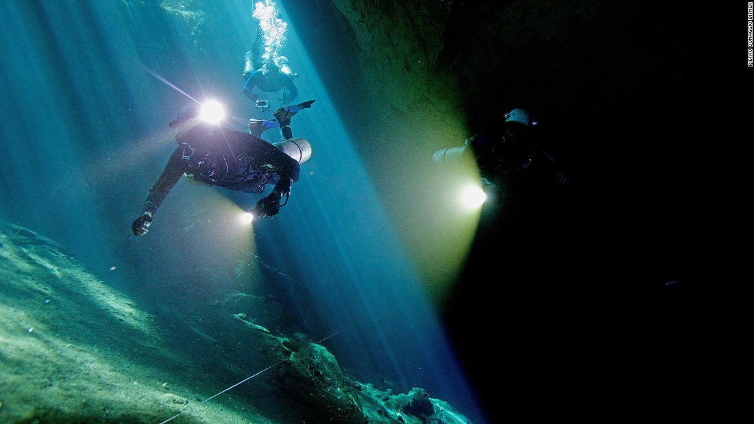 Last year, an international diving team explored flooded caves in Madagascar, and uncovered the largest cache of fossils in the country to date, including the remains of gorilla-sized lemurs, pygmy hippopotamuses, horned crocodile and elephant birds.