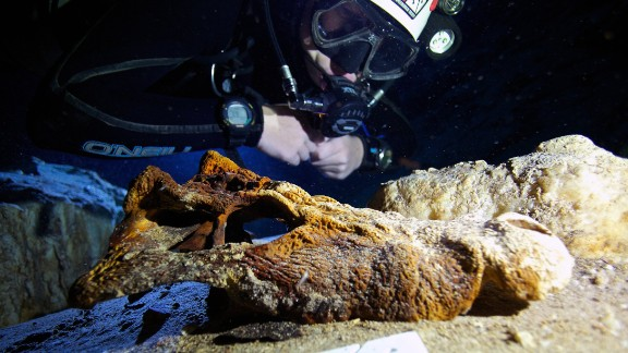 Divers in Madagascar uncovered a treasure trove of fossils from extinct lemurs the size of gorillas.
