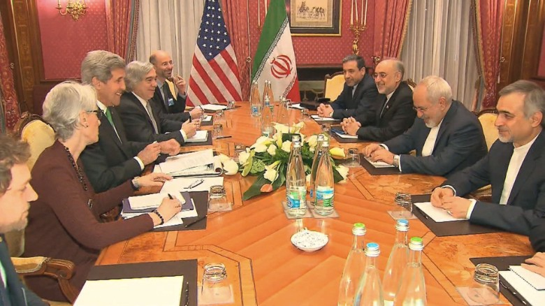 Kerry: Tough issues remain in Iranian nuclear talks