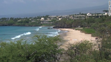 Hawaii's Hapuna Beach State Park is closed after shark attack