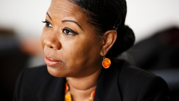 """""""Studies have shown that when women are involved, companies do better, the world is safer. This is a reality for all of us,"""" says Dr. Dara Richardson-Heron, CEO of YWCA USA, which is active in the ERA Coalition."""