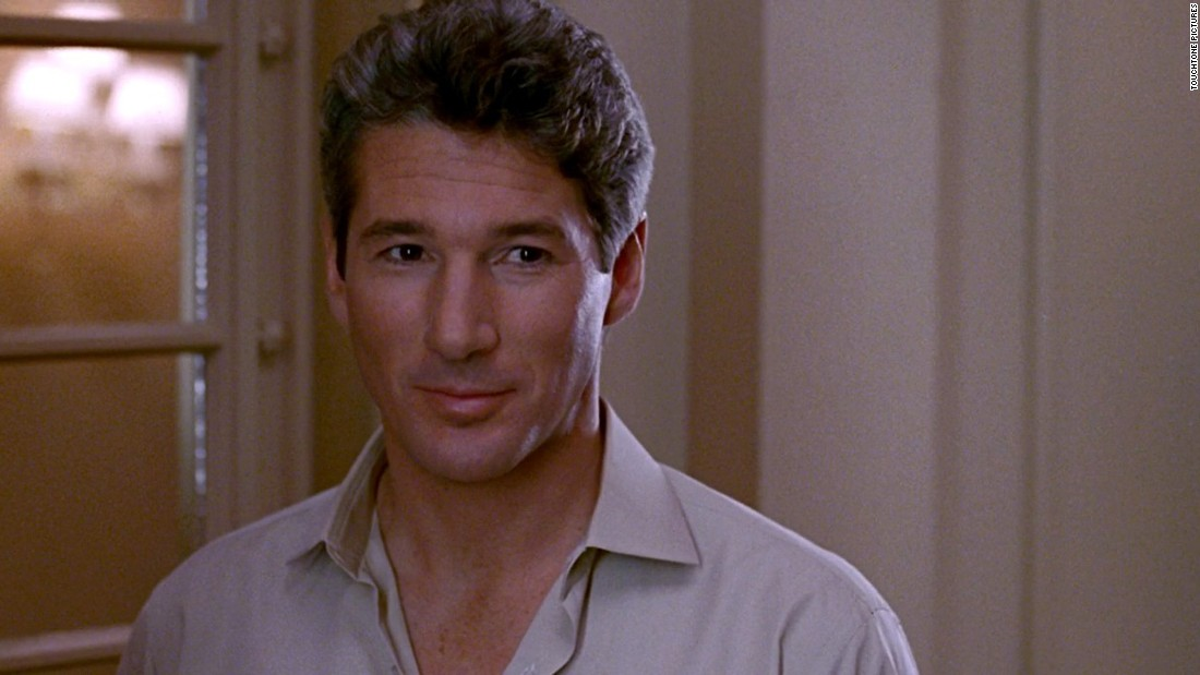 "Before ""Pretty Woman,"" Gere's career was struggling"