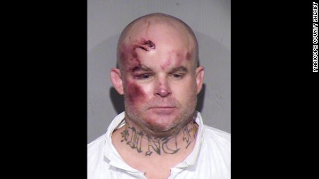 Ryan Elliot Giroux is in custody after a shooting spree in Mesa, Arizona, kills 1 and wounds 5.