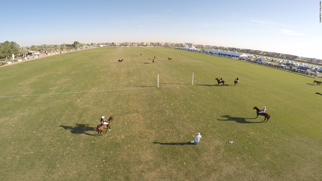 Drones have been trialed in a number of high-profile matches and tournaments in recent years.