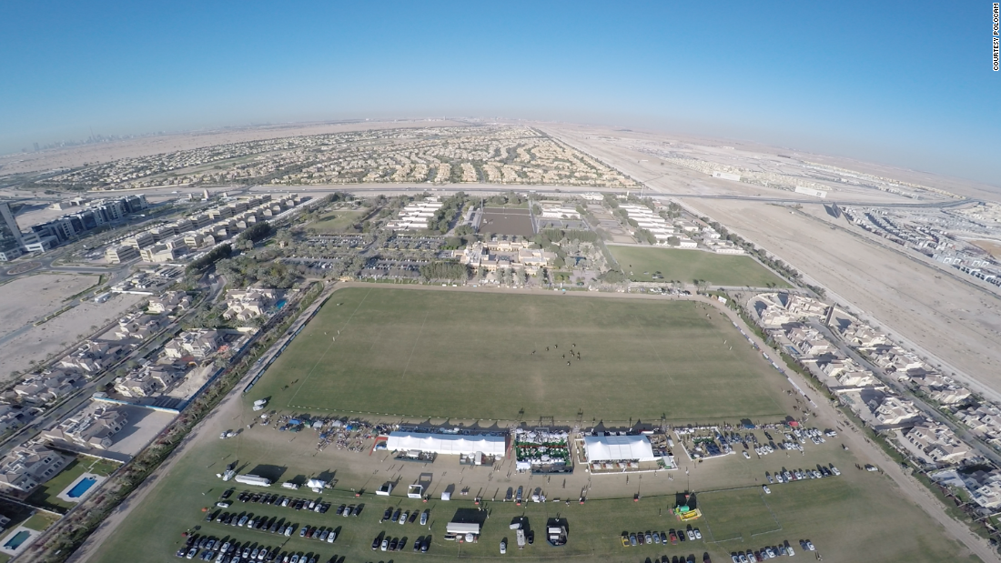 Some production companies who specialize in covering polo believe drone cameras could help make the sport more appealing to newcomers and easier to understand.