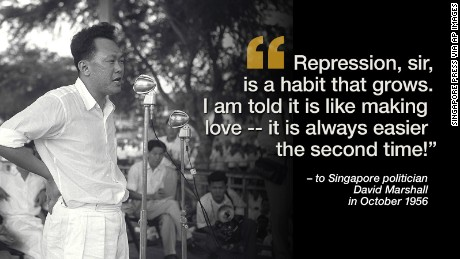 why is lee kuan yew a good leader