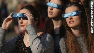 Can you really go blind staring at a solar eclipse?