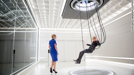 "Kate Winslet and Shailene Woodley star in ""Insurgent."""