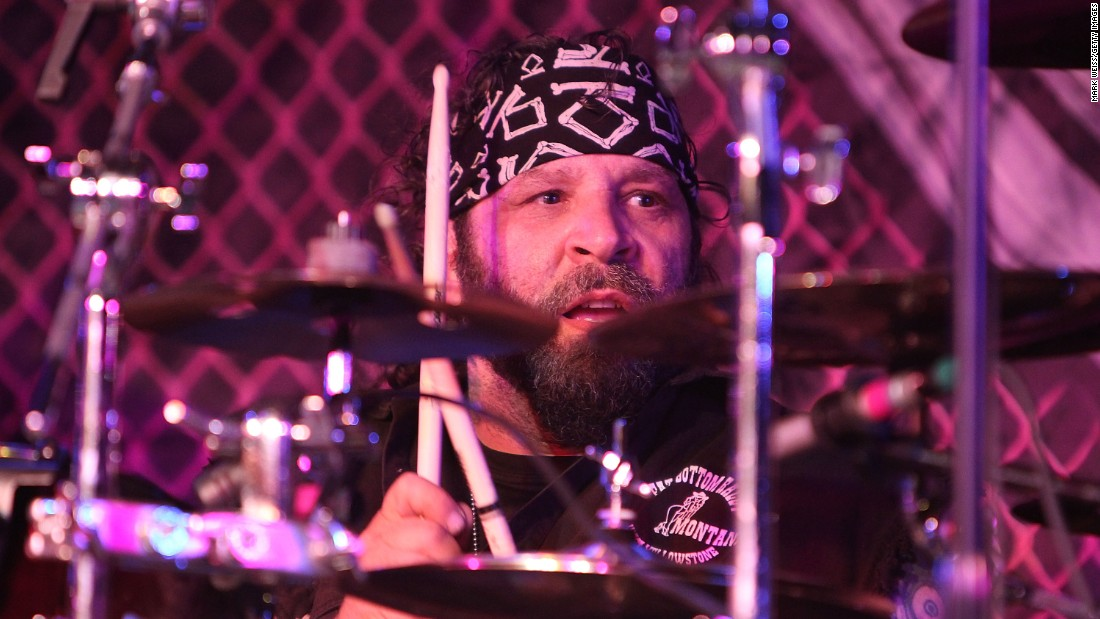"<a href=""http://www.cnn.com/2015/03/20/entertainment/aj-pero-twisted-sister-dead-feat/index.html"" target=""_blank"">A.J. Pero</a>, a longtime drummer for the metal band Twisted Sister, died on March 20, according to the band's Facebook page and Twisted Sister frontman Dee Snider. Pero was 55."