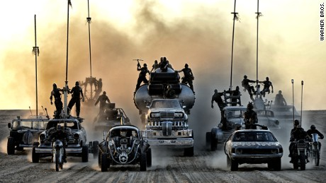 'Mad Max' thrills critics at Cannes Film Festival