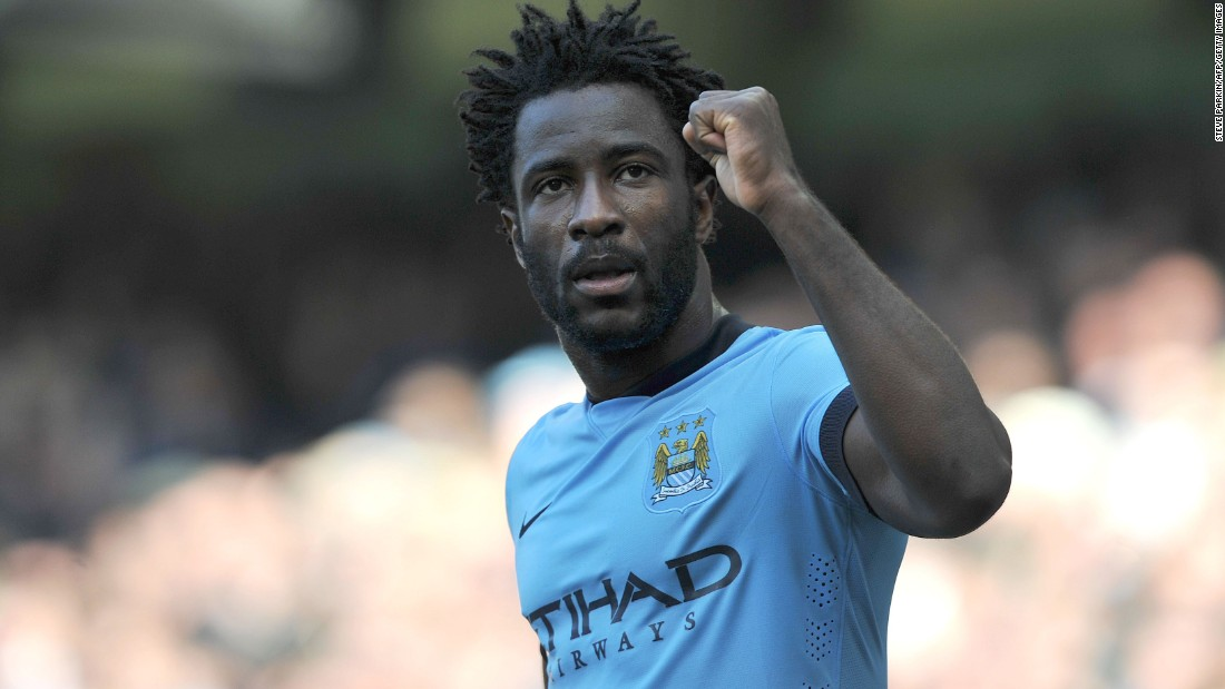 Wilfried Bony opened the scoring for City after 27 minutes, his first goal for the club since signing from Swansea City for $37 million in January.