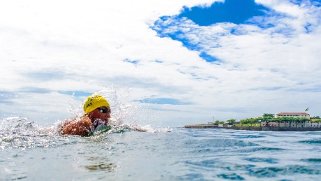 Open-water swimmer Ana Marcela Cunha is picked to win gold for the host nation, Brazil, in Rio.