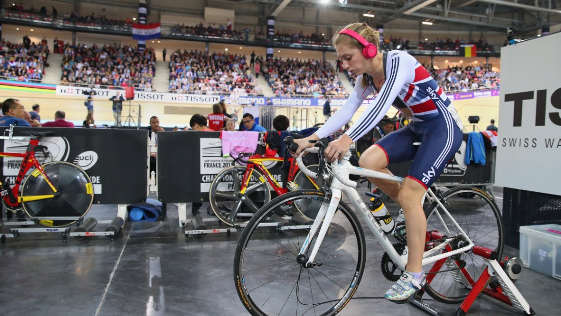 Great Britain are among the biggest losers in Infostrada's Rio forecast. Double London 2012 champion Laura Trott is forecast to miss out on an individual gold medal in Rio as the team's medal count plunges.