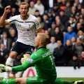 harry kane spurs leicester city