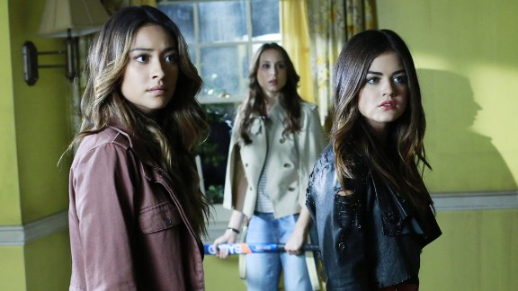 """The ABC Family show """"Pretty Little Liars"""" has its season finale on Tuesday, 8 p.m. ET."""