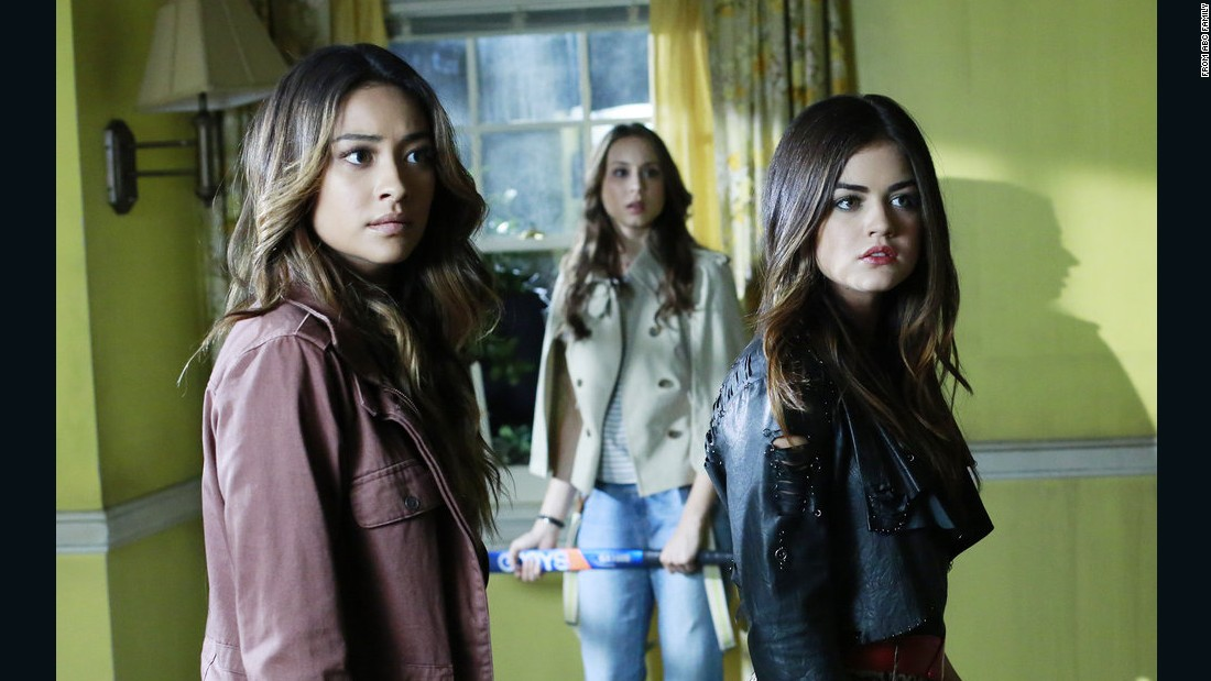 "<strong>""Pretty Little Liars"" seasons 5 and 6</strong>: The mystery, intrigue and thrills continue on this popular drama, which isn't just for teens. <strong>(Season 5 on Netflix, season 6 on iTunes) </strong>"