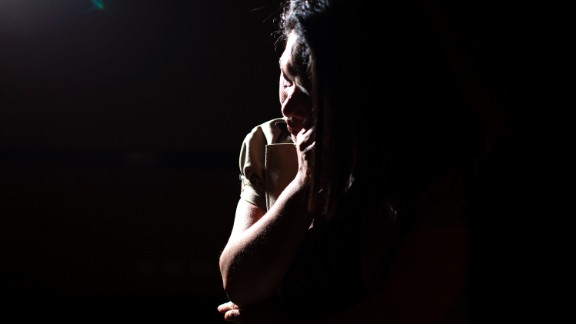 Many women in Guatemala's patriarcal socity are trapped in a cycle of violence.