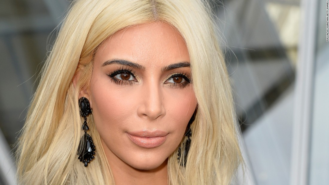 "The most famous of the Kardashian family is undoubtedly Kim, who has gained publicity for everything from ""<a href=""http://www.cnn.com/2014/12/18/tech/feat-2014-memes-hashtags/"">breaking the Internet</a>"" to bleaching her hair blonde to ... well, pretty much everything she does gains publicity. At the least, she can usually be seen with her family on the E! series ""Keeping Up with the Kardashians."" The 34-year-old is married to rap star Kanye West and has a daughter, North, born in 2013."