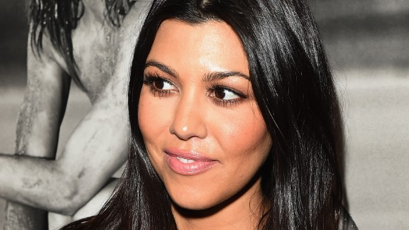 Kourtney Kardashian is the oldest of the four Kardashian siblings. She works with her sisters in the fashion business. She and Scott Disick were together from 2006