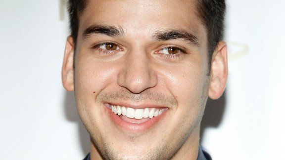 """Rob Kardashian, 28, has been on """"Keeping Up with the Kardashians"""" but has been uncomfortable in the spotlight his sisters love so much. He dated pop star Adrienne Bailon for a time and performed on season 13 of """"Dancing With the Stars"""" but has generally kept a low profile (for a Kardashian, anyway)."""