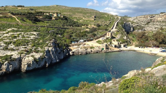 """With Angelina Jolie's upcoming film """"By the Sea"""" set on the the Maltese island of Gozo, visitor numbers are expected to rise after the film comes out later this year. Gozo is just a 20-minute ferry ride from Malta."""