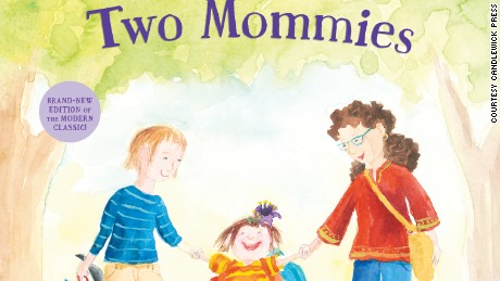 "An updated version of ""Heather Has Two Mommies has just been released."