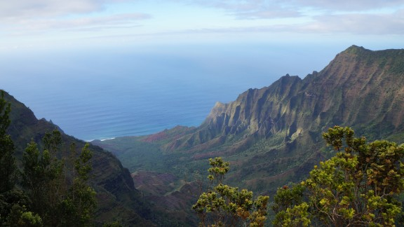 "Nishani Kadidal enjoyed the diverse and rugged hiking in Kauai during a January anniversary visit. ""When you think of islands, the first thing we all visualize is a beach. We discovered Kauai is so much more than just beautiful beaches."""