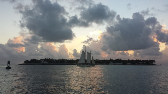 """Living on island time"" is how iReporter Tim Jeror captioned this shot taken in Key West, Florida. The little island known for Ernest Hemingway's house, six-toed cats and rum-soaked sunsets is about 160 miles from Miami at the end of U.S. Highway 1."