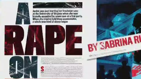 Police: 'No substantive basis' to support gang rape theory