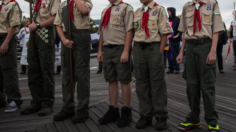 how to join boy scouts as a girl